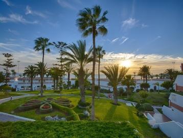 Hotel Almoggar Garden Beach - Agadir***