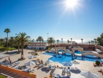 Hotel Club Almoggar Garden Beach***
