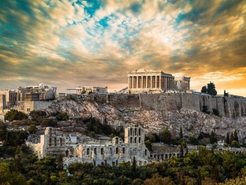 Hotel Aristoteles - Athén***