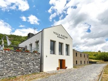 Villa Pátzay Borhotel