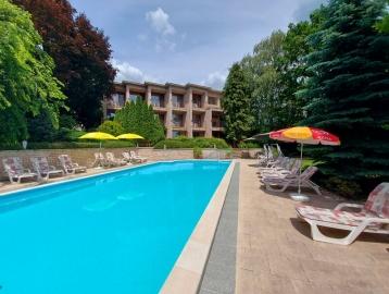 Hotel Villa Pax***