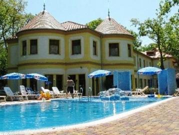 Hotel Anna Villa Balatonföldvár***