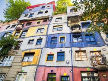 Leonhard Apartments, Bécs