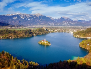 Garni Hotel Vila Bojana /  Bled****