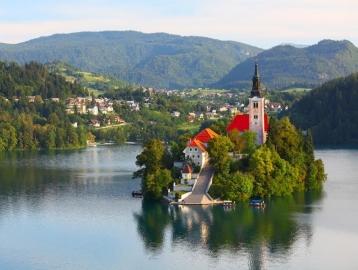 Hotel Krim / Bled***