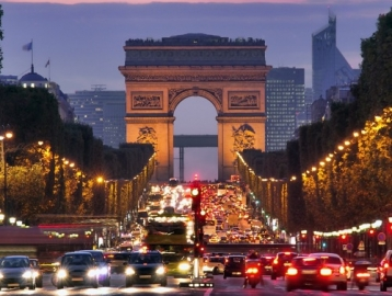 Hotel CourSeine Párizs