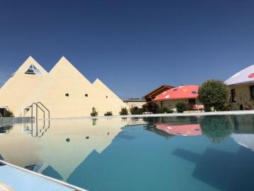 Demjén Piramis Fürdő és Üdülőpark
