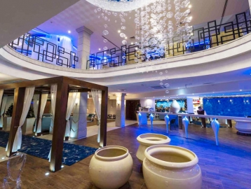 Hotel Cascade Resort &...