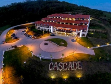 Hotel Cascade Resort Spa & Conference Demjén****