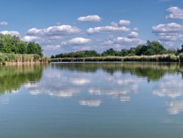 Tószálló Szelidi-tó