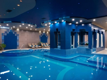 Golden Ball Club**** Wellness Hotel & Spa