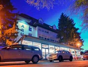 Aqua Hotel *** Gyula