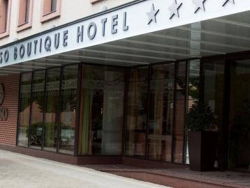 Corso Boutique Hotel Gyula****