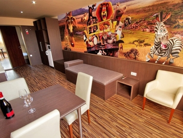 Corvin Hotel*** Gyula