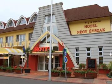 Hotel Négy Évszak***superior