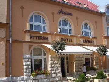 Hotel Átrium Harkány***