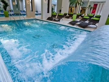 ABACUS Business & Wellness Hotel****