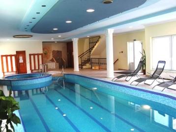 Kék Villa Apartmanház