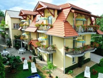 Timpa Apartmanház Hévíz