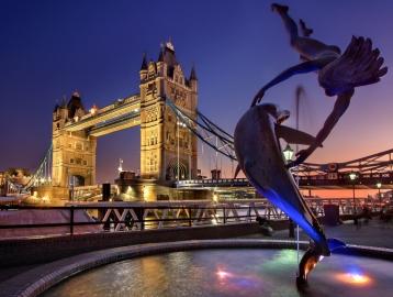 London városlátogatás