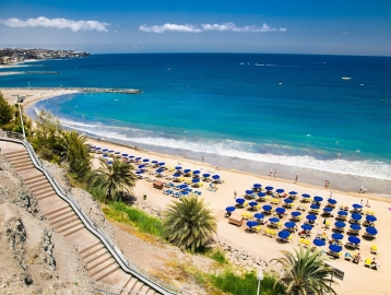 Hotel Beverly Park / Maspalomas, Playa del Inglés***