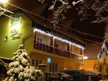 Alfa Hotel és Wellness Centrum Miskolctapolca***