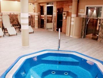 Alfa Hotel & Wellness ***superior