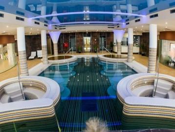 Borostyán Med-Hotel Debrecen - Nyíradony****