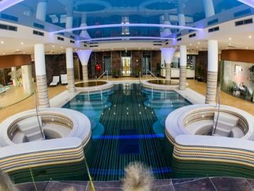 Borostyán Med-Hotel****
