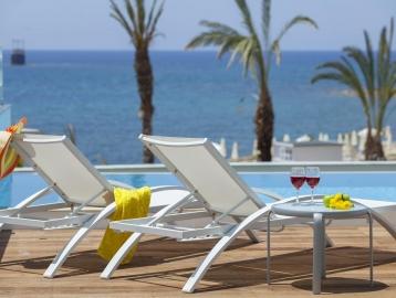 King Evelthon Beach Hotel-Paphos*****
