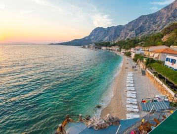 Beach Hotel Croatia Podgora