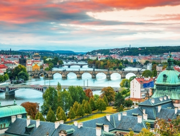 Clarion Congress Hotel- Prága****