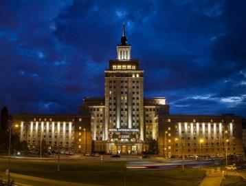 Hotel International- Prága****