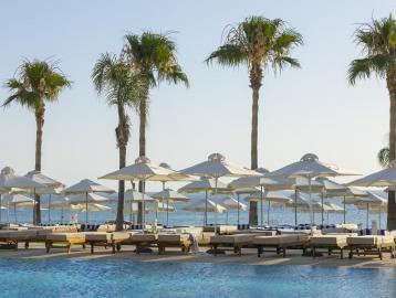 The Great Beach Hotel - Protaras*****