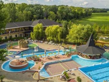 Hotel Termálkristály Aqualand****