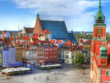 A&O Hotel Warschau Wola
