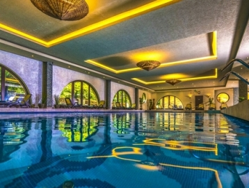 Hotel Stáció****superior Wellness és Konferencia