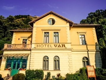 Vár Hotel Kastélyszálló Visegrád
