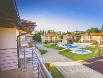 Karos Garden Family Resort - Családi Ãœdülőfalu Zalakaros