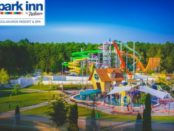 Park Inn by Radisson Zalakaros Resort & Spa